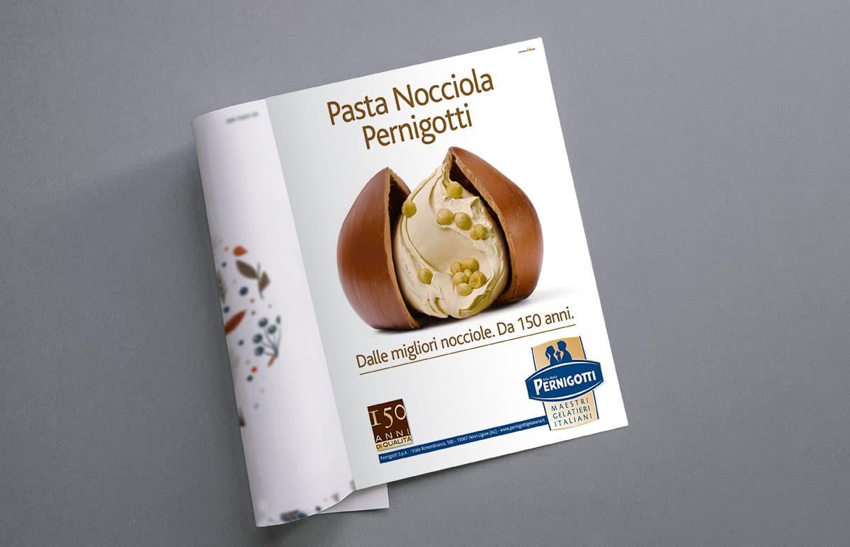 Pagina Nocciola - Pernigotti