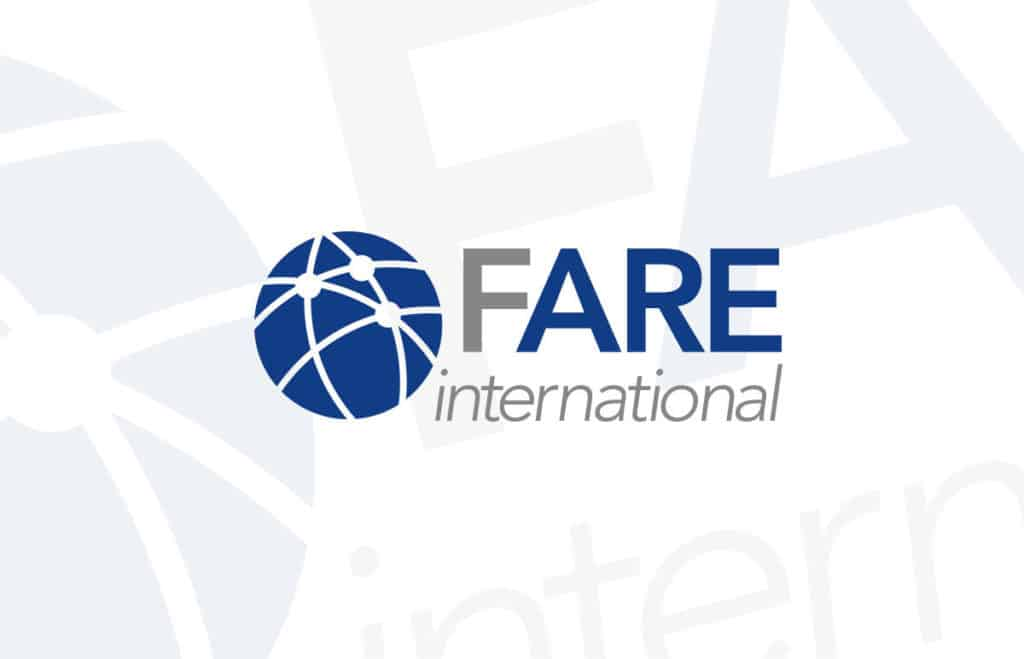 Logo FARE international