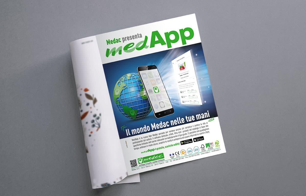 Pagina medApp - Medac
