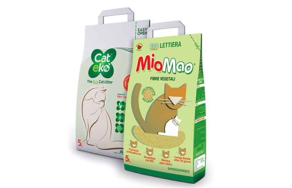 Packaging Cat Ekò