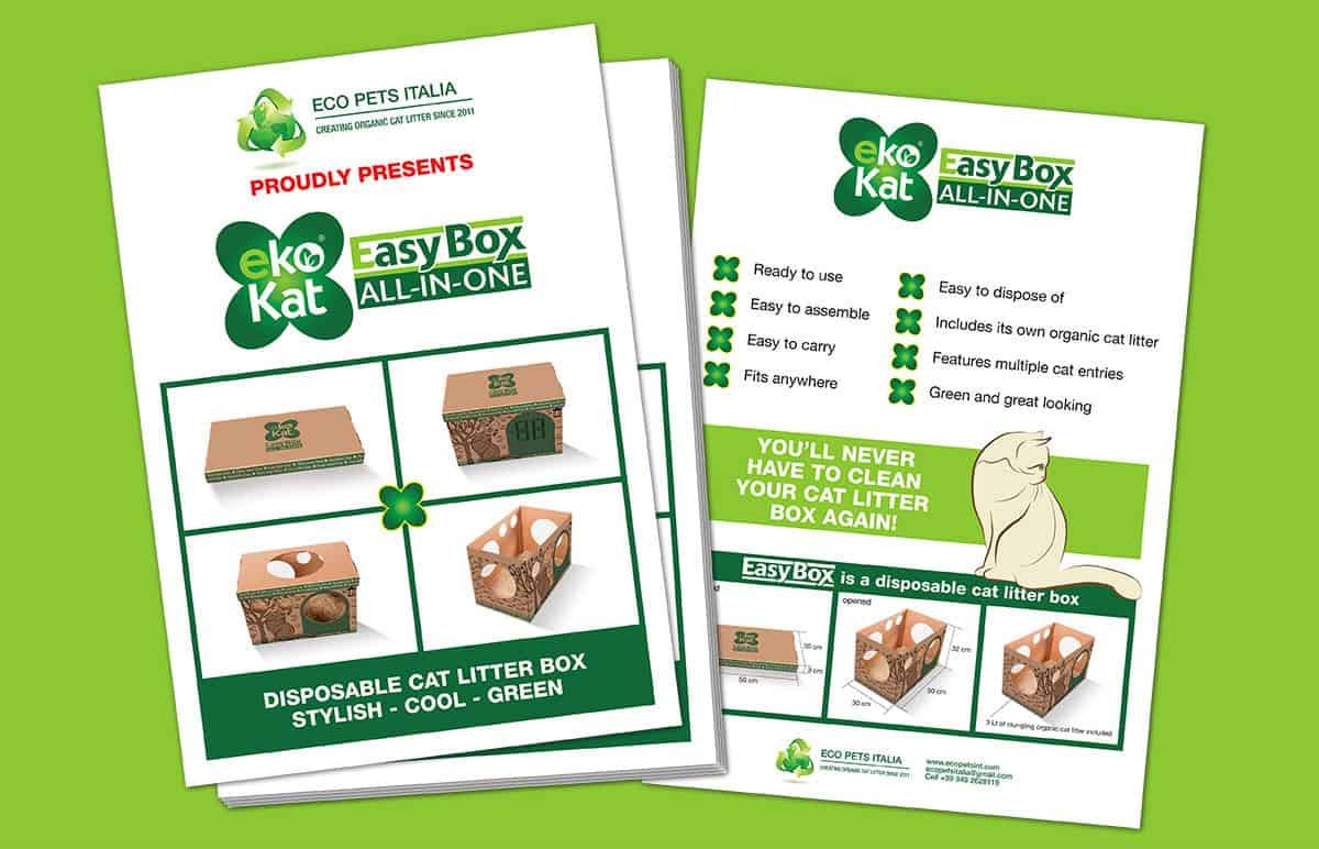 Folder - scatola easybox