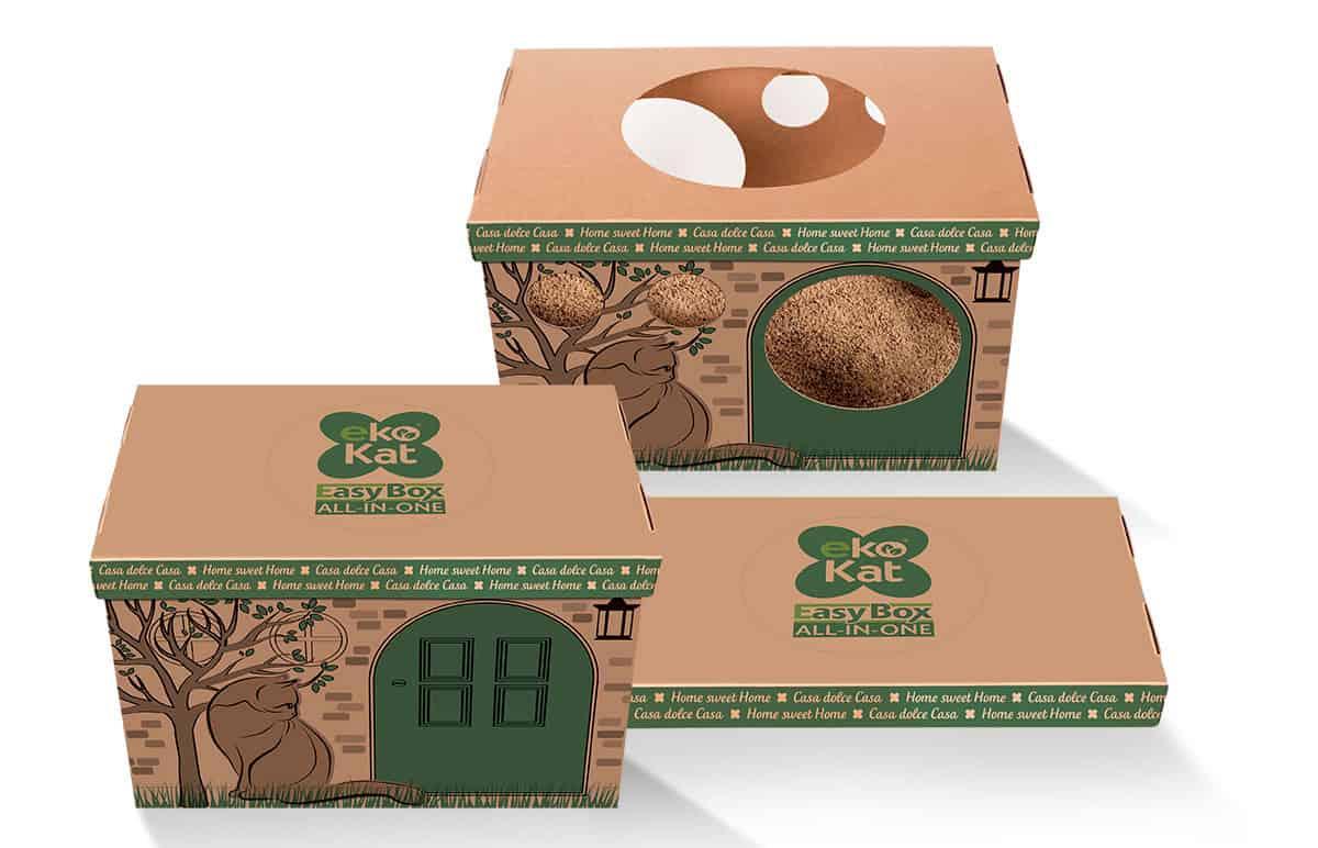 Packaging scatola easybox