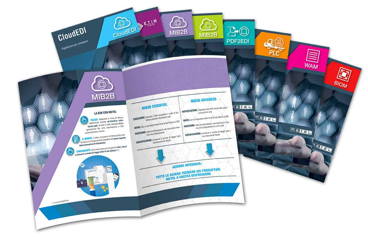 Brochure Metel