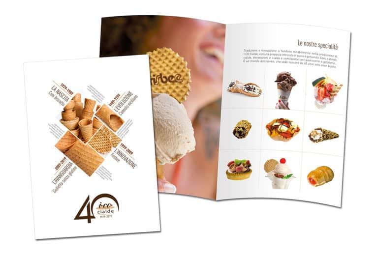 Esempio brochure aziendale 1