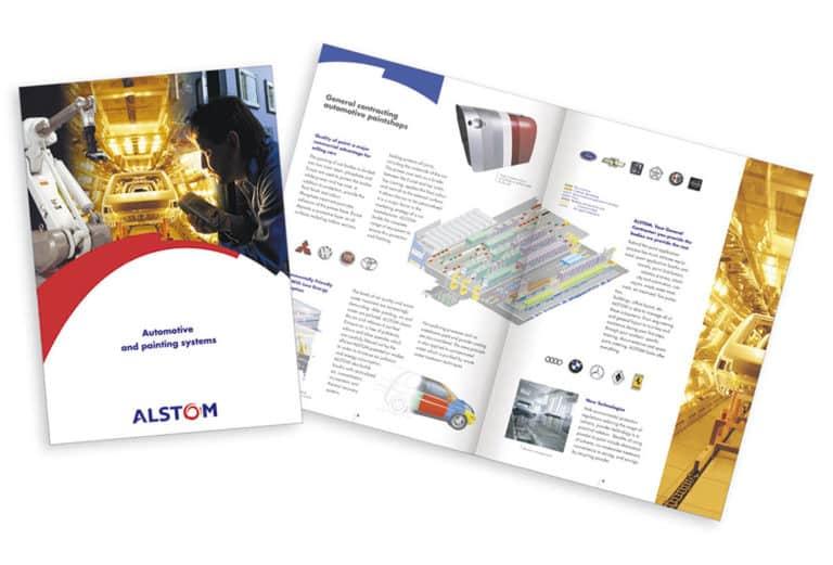 Esempio brochure aziendale 2