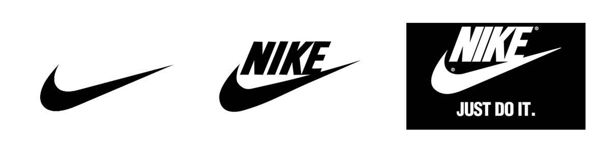 Esempi loghi Nike