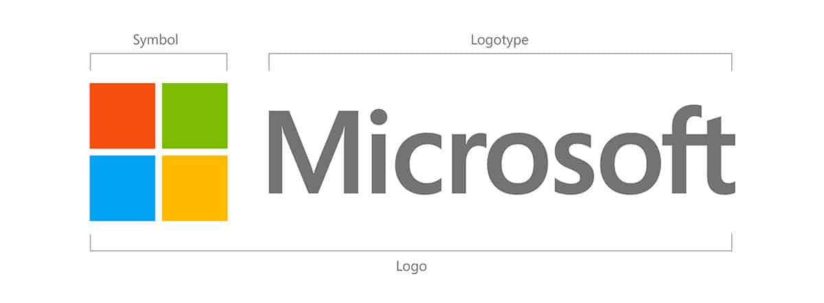 Esempio logo Microsoft