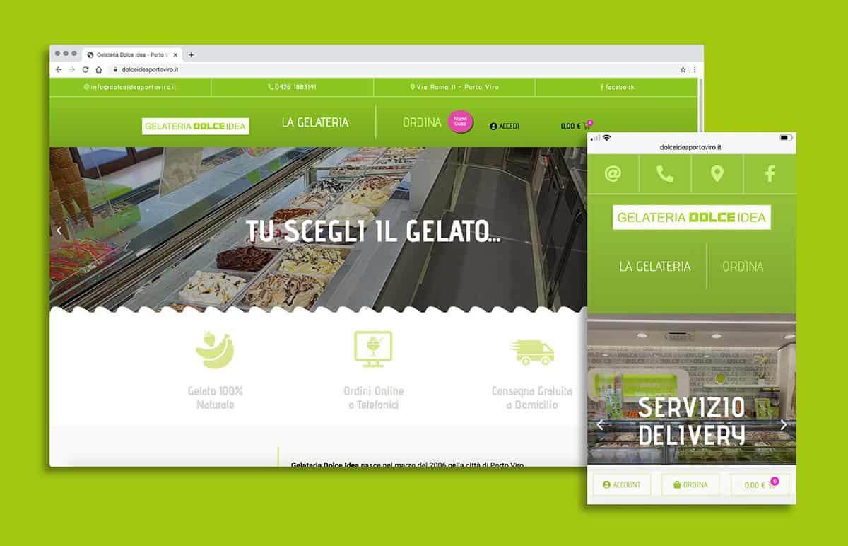 Dolce Idea - sito web