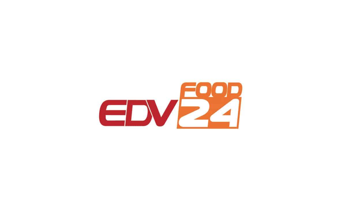 Logo edv24 food