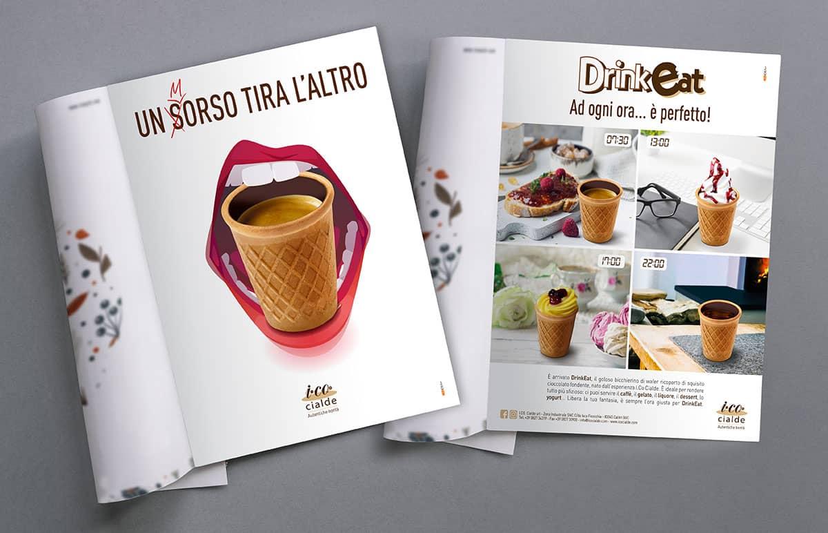 I.Co. Cialde - Drinkeat
