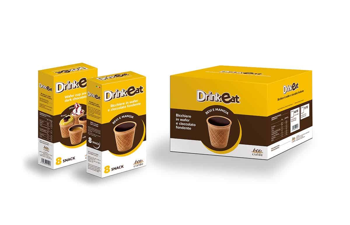 Packaging Drinkeat