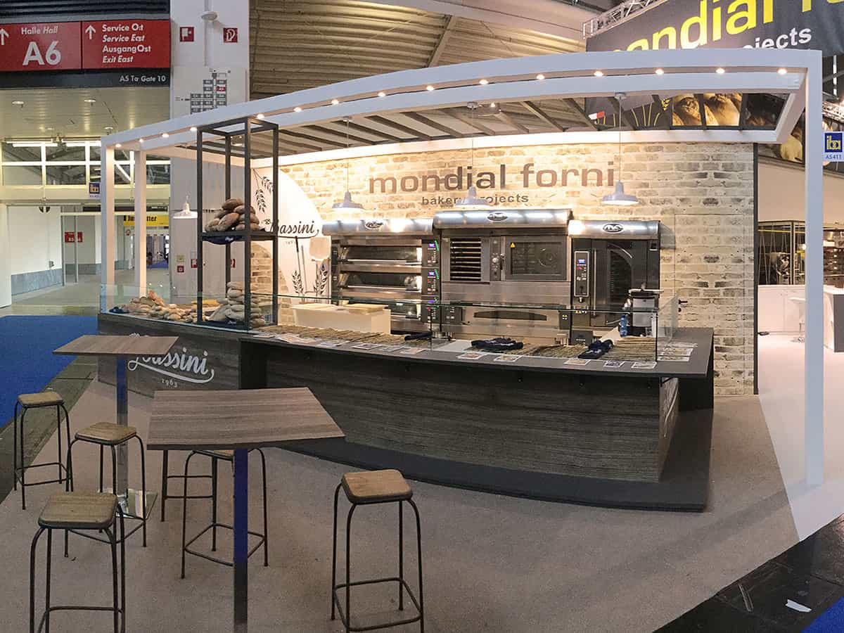 Stand IBA 2015