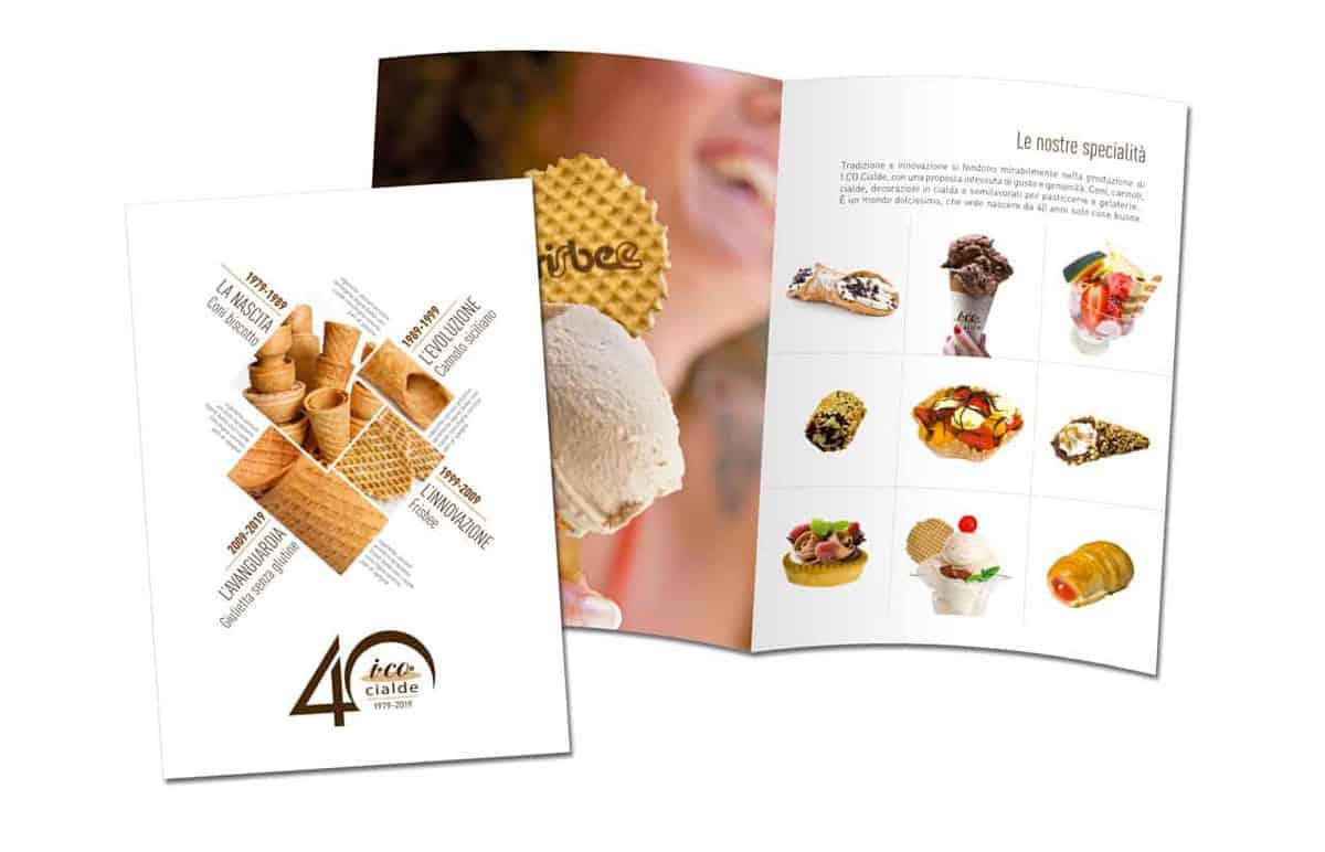 Brochure 40 anni